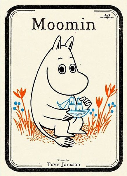 Moomins, what's not to love!