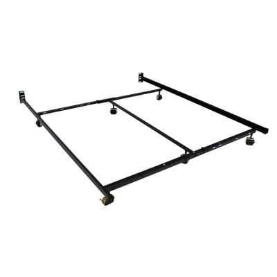 Hollywood Bed Frame Low Profile Premium Lev R Lock Queen