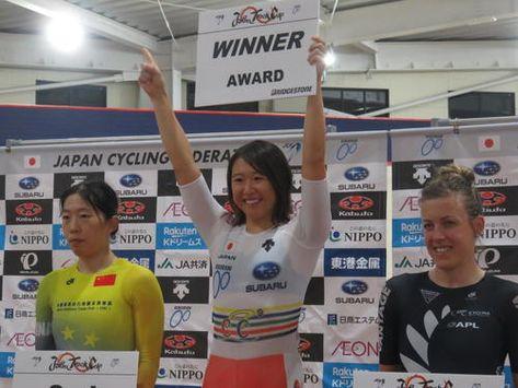 オムニアムで日本勢が男女アベック優勝飾る/JTC - 自転車 : 日刊スポーツ