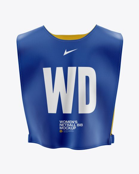 Download Women S Netball Bib Mockup In Apparel Mockups On Yellow Images Object Mockups Clothing Mockup Shirt Mockup Design Mockup Free