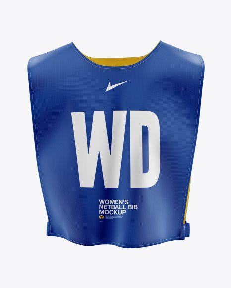 Download Women S Netball Bib Mockup In Apparel Mockups On Yellow Images Object Mockups Clothing Mockup Shirt Mockup Design Mockup Free
