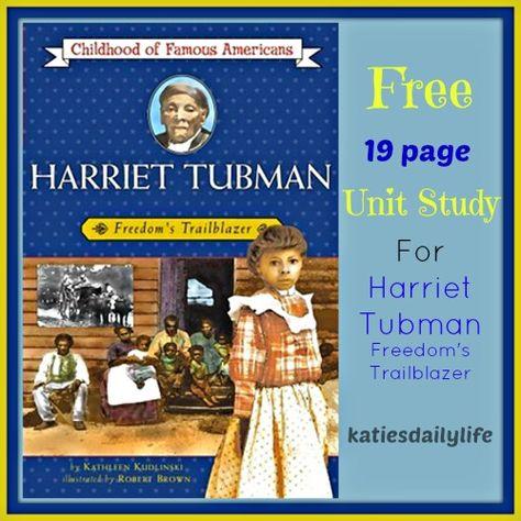 31 Tubman Ideas Underground Railroad Harriet Tubman Underground Railroad Activities