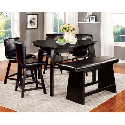 24++ Triangle dining table with bench Inspiration