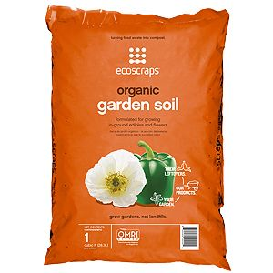 Ecoscraps 1 Cu Ft Organic Flower And Vegetable Soil At Lowes Com