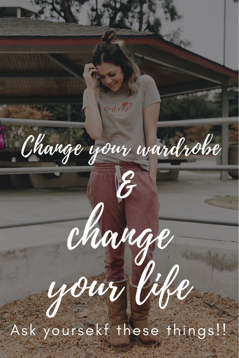 If you're looking to save time as a busy mom, I highly encourage creating a minimalist wardrobe!  I've done this & it's been life changing!  Minimalist wardrobe   save time   save money