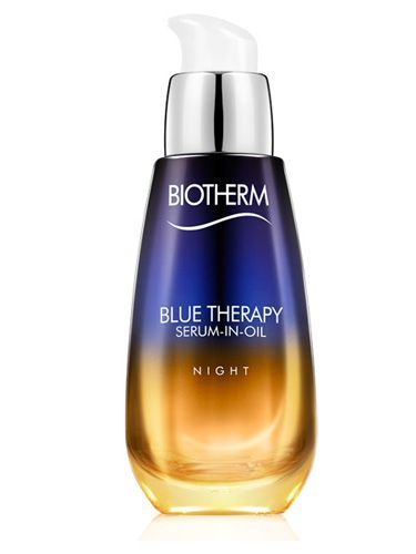 Here S How To Find The Best Face Oil For Your Skin Type Biotherm Blue Therapy Biotherm Face Care Wrinkles