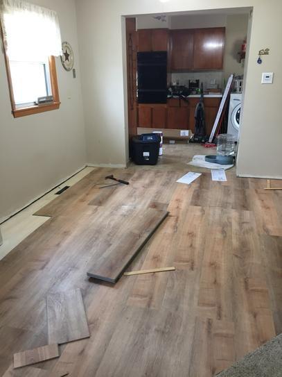 Lifeproof Trail Oak 8 7 In X 47 6 In Luxury Vinyl Plank Flooring 20 06 Sq Ft Case I96713 Luxury Vinyl Plank Flooring Vinyl Plank Flooring Vinyl Plank