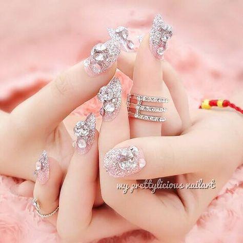 Wujudkan Mimpi Indah Di Hari Bahagiamu Bersama Dengan Wedding Nails