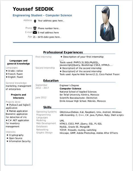 Libreoffice Resume Format Download Resume Format Resume Resume Format Download Resume Format Resume Templates