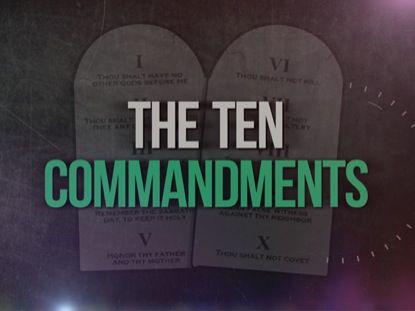 The Ten Commandments | Hyper Pixels Media