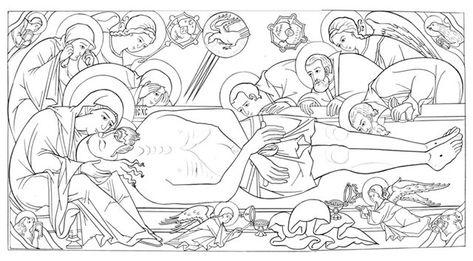 Znalezione obrazy dla zapytania прориси ангелов