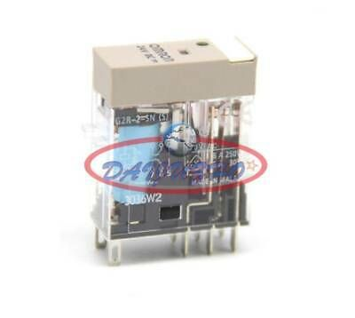 1pcs New Omron Relay G2r 2 Sn S 8 Pin 5a Ac220v Ebay In 2020 Relay Ebay Time Timer