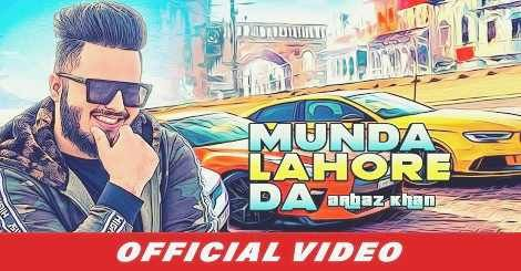 Munda Lahore Da Mp3 Song Download Punjabi Arbaz Khan 2019 Sprite Video Perasaan