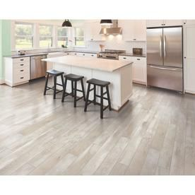 Allen Roth Seaside Chestnut 6 14 In W X 3 93 Ft L Embossed Wood Plank Laminate Flooring Lowes Com Pergo Flooring Laminate Flooring Wood Laminate