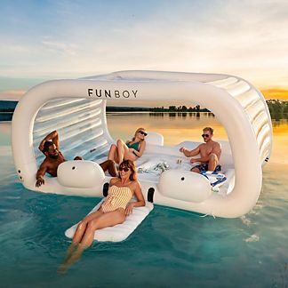 Swimming Pool Floating Chair Water Air Float Seat Lazy Bed Raft Lounge Recliner