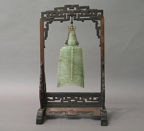 Qing dynasty (1644–1911) Date:     18th century Culture:     China Medium:     Jade