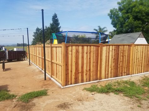 Idea By Shawn Price On The Fence Co Fresno California Outdoor
