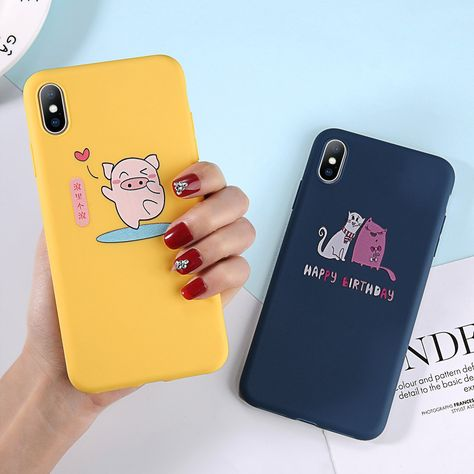 Brand New Cute Cartoon Icon Luxury Gold Plated Love Umbrella Imd Soft Silicone Cover For Iphone Case X Xs Max Xr 7 8 Plus 6 6s Cellphones & Telecommunications