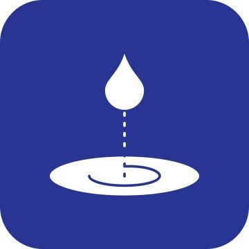 Water Droplet Icon For Your Project Project Icons Water Icons Water Droplet Png And Vector With Transparent Background For Free Download Water Icon Water Droplets Droplets