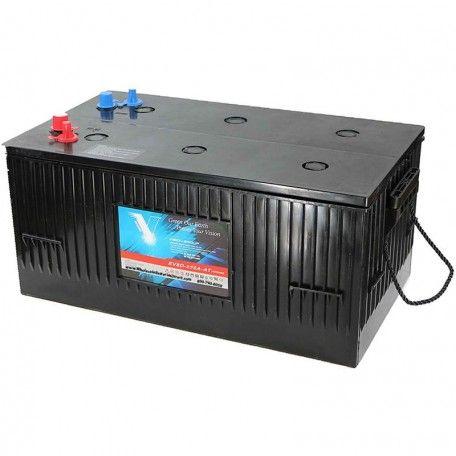12 Volt 250ah 8d Ev8d 250a At Sealed Agm Heavy Duty Solar Battery Solar Battery Rv Solar Power Solar Battery Bank