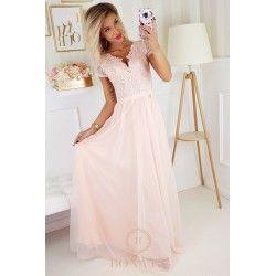 Zwiewna sukienka letnia