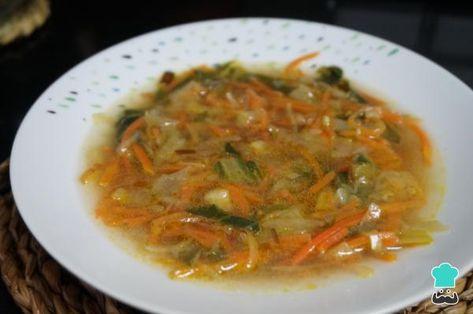 receta de sopa de ajo para adelgazar