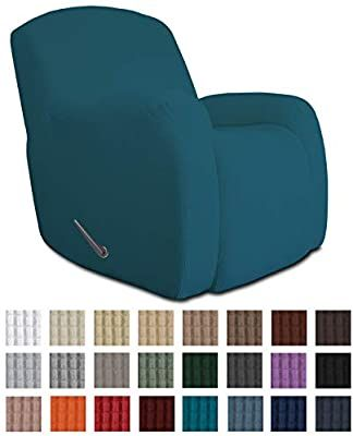 Amazon Com Easy Going Recliner Stretch Sofa Slipcover Sofa Cover 1 Piece Furniture Protector Couch So Slipcovered Sofa Furniture Protectors Oversized Recliner