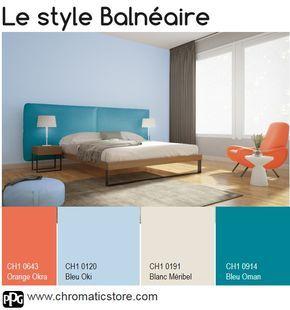 Complémentaires Le Orange Et Le Bleu Se Marient à Linfini Si Lon