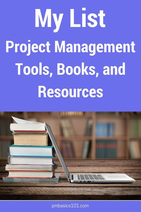 Project Management Tools, Books and Resources | PMB