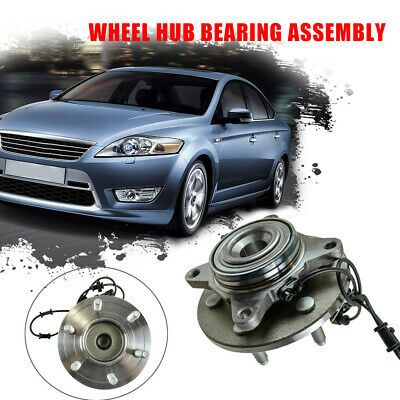 Wheel Hub Bearing Abs 2wd 4wd For For D Expedition Lincol N Navigato R 2003 06 Ford Expedition Lincoln Navigator 4wd