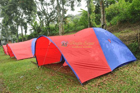 Camping Ground Kebun Raya Cibodas
