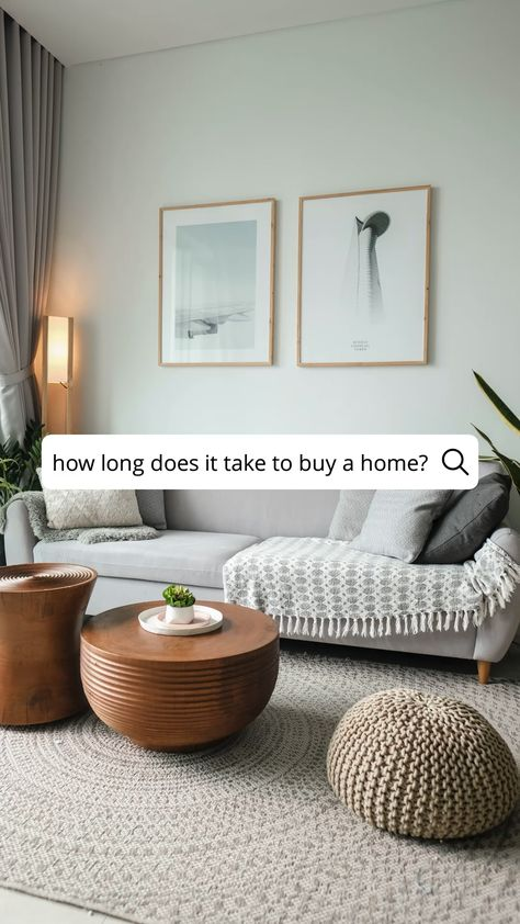 FAQ Friday - How long does it take to buy a home?