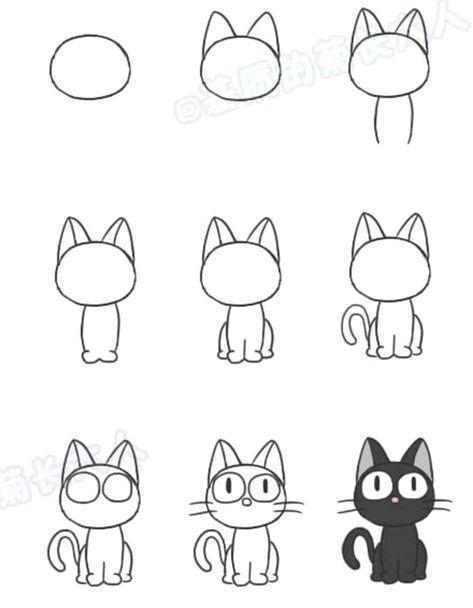 photo apprendre a dessiner bart simpson Blog Gatos ?  #apprendre #bart #dessiner #Photo #simpson #Gatos Dibujos #Gatos de Tela #Gatos Fondos  ?