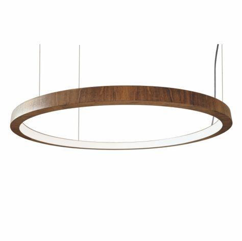 Pendant Lamp Slim Cilindrico Horizontal 1316 Slimline Accord Lighting Color 06 Imbuia Iluminacao Pendente Iluminacao Luminarias Decorativas