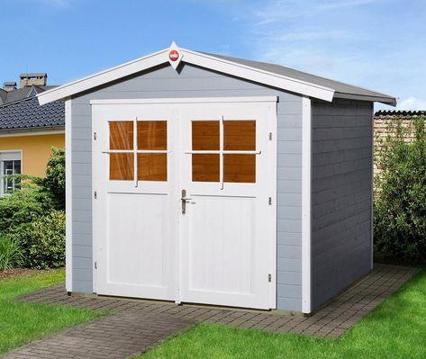 Weka Gartenhaus 224 Gr 3 Bxt 280x259 Cm Kaufen Otto Weka Gartenhaus Gartenhaus Haus
