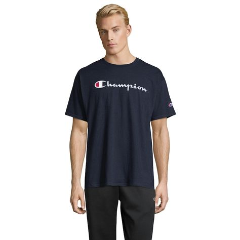 41385d028 Champion Men s Graphic Jersey Tee