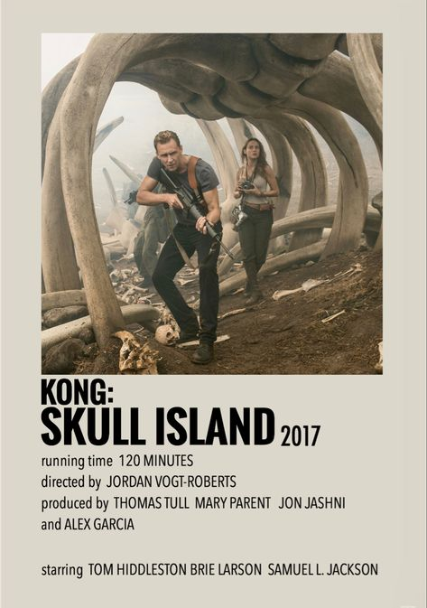 kong skull island by millie