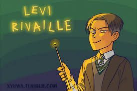 Image result for snk crossover Harry Potter | Атака Титосов