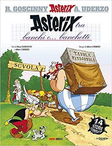 Scaricare Asterix Tra Banchi E Banchetti Pdf Gratis Libri Pdf Gratis Italiano Asterix Y Obelix Cómics Infantiles Cómics Viejos