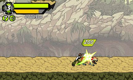 Ben 10 Flash Games Old Cartoon Network Games Online Games