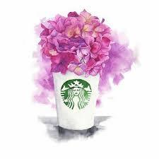 Image Result For لوحات فلين طباعه Starbucks Art Posters Art Prints Ink Illustrations