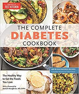 Download Pdf The Complete Diabetes Cookbook The Healthy Way To