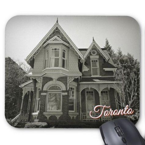 Toronto Ontario Images Victorian Architecture Mouse Pad Victorianinterior Loft Interior Design Architecture Loft Apartment Designs