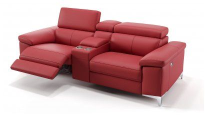 Angenehm 2er Sofa Mit Relaxfunktion