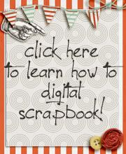 How to Digital Scrapbooking (many free resources) Look at digital scrapbook manual. Important information