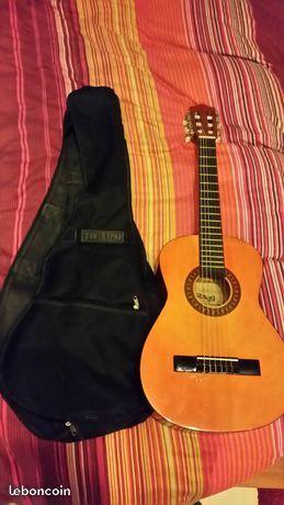 guitare acoustique leboncoin