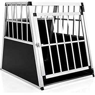 Cozy Pet Aluminium Car Dog Cage 6 Travel Puppy Crate Pet Carrier Transport Model Acdc03 We Do Not Ship To Northern Ireland Puppy Crate Dog Cages Pet Carriers