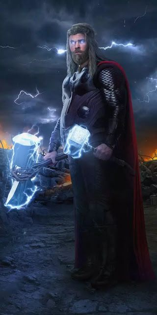 Thor The Avenger Photo Collection The Avengers Endgame The Avengers Infinity War Marvel Iphone Wallpaper Marvel Comics Wallpaper Avengers Wallpaper