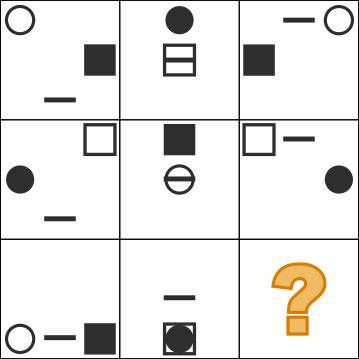 Abstract reasoning test - 123test Ideas for the House - aptitude test free