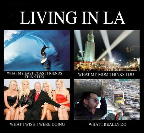 df4540667db31bed472b411a10d47908 its funny hilarious what we really do in los angeles l a memes pinterest los